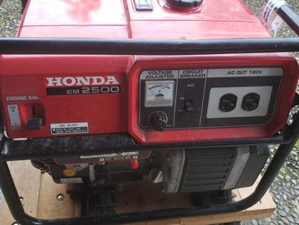 Honda Generator for Sale in Bothell,  WA