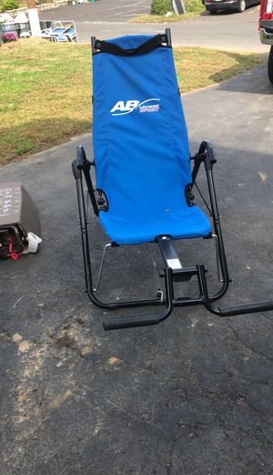 Exercise equipment working out with weights for Sale in Yardley, PA