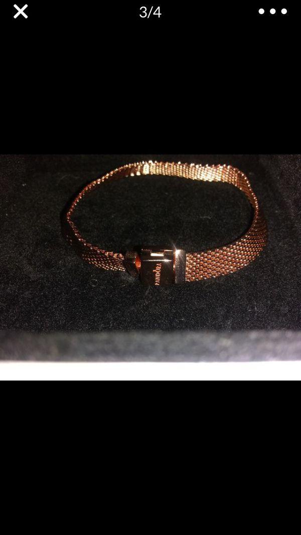 Pandora reflection bracelet 18cm
