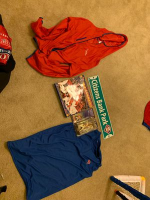 PHILADELPHIA Phillies Lot for Sale in San Antonio, TX