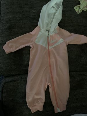 Infant Nike body suit for Sale in Huron Charter Township, MI
