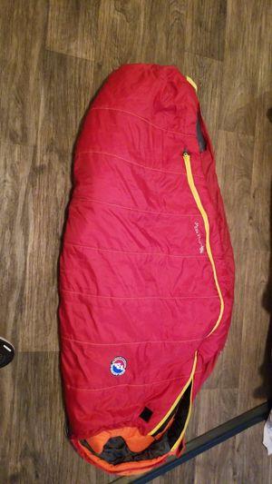 Big agnes , little red kids sleeping bag for Sale in Denver, CO
