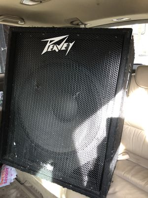 Peavey power subwoofer 18 for Sale in Boston, MA