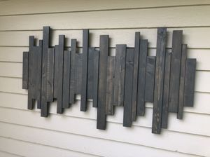 Large wood wall piece for Sale in Orlando, FL