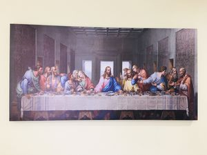 New Lord Supper Canvas For Room Decor for Sale in Kirkland, WA