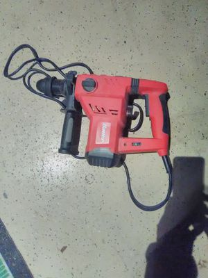 Bauer-hammer drill for Sale in King, NC