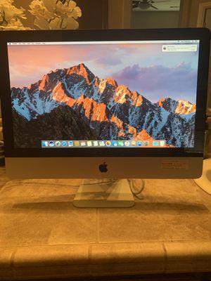iMac monitor 8GB like new for Sale in Visalia, CA