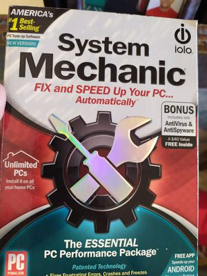 System mechanic for Sale in Miami, FL