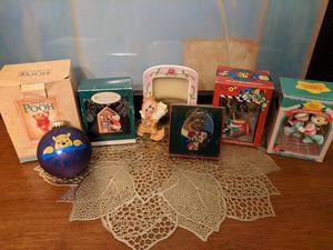 Collectible ornaments-Looney Tunes, Disney, Precious Moments for Sale in Phoenix, AZ