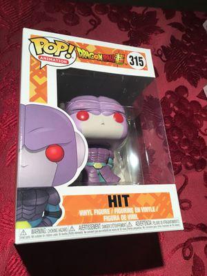 Funko Pop Hit Dragonballz 315 DBZ MINT Condition FREE pop protector for Sale in San Francisco, CA