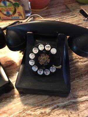 2 vintage phone for Sale in Bridgewater, VA
