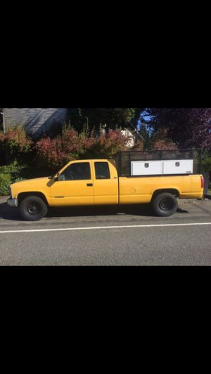 Chevy Silverado for Sale in Snohomish, WA