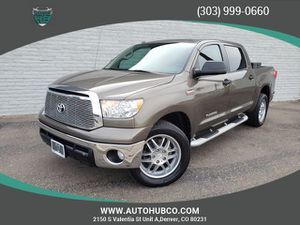 2011 Toyota Tundra 4WD Truck for Sale in Denver, CO