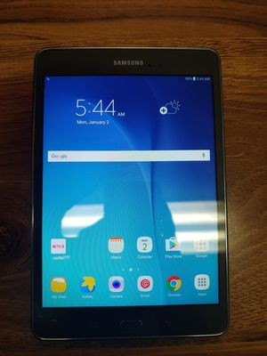 Samsung Galaxy tab A for Sale in Fresno, CA