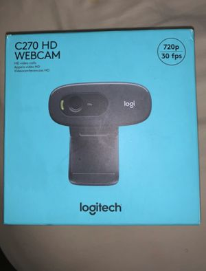 Logitech C279 HD Webcam for Sale in Baltimore, MD