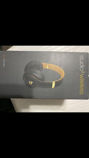 Beats by Dre—Studio 3 Wireless for Sale in Crestview, FL
