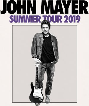 John Mayer Concert - FLOOR SEATS!!! - Capital One Arena, Washington DC-July23 for Sale in Rockville, MD