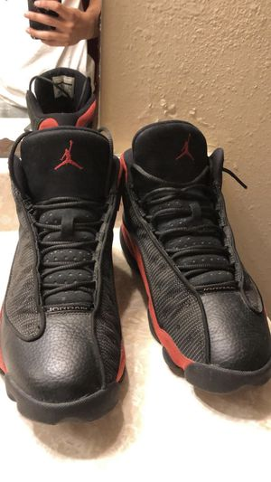 Jordan Retro 13 bred (NO CREASES) for Sale in Houston, TX