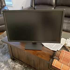 Dell monitor LCD 27 inches for Sale in Rockville, MD