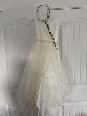 Flower girl dress 12 for Sale in Bonney Lake, WA