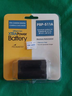 Battery Canon Digital Cameras Camcorders for Sale in Hyattsville, MD