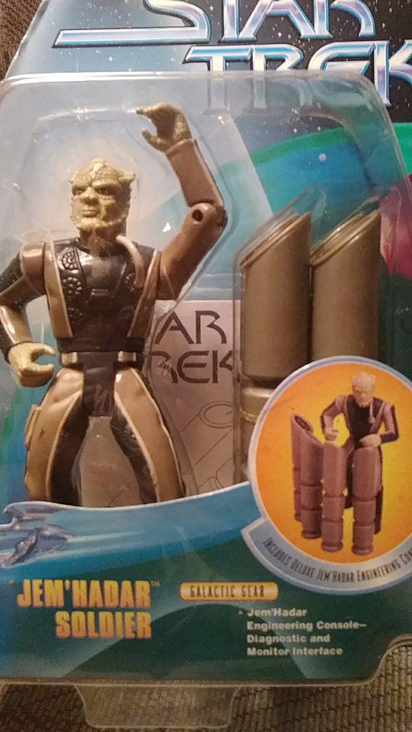 Star trek WARP FACTOR SERIES