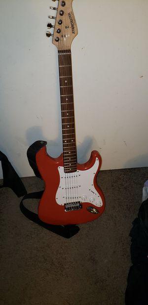 Fender strat guitar for Sale in Highland, CA