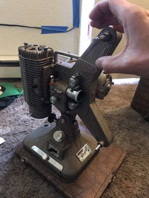 Antique 8mm Projector *works* for Sale in Eugene, OR