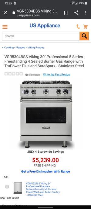 Viking kitchen set for Sale in Lemon Grove, CA