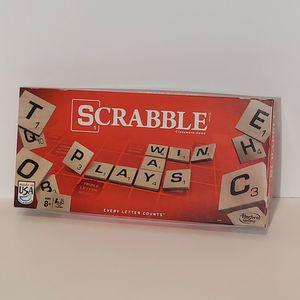 Scrabble Crossword Game for Sale in Tustin, CA