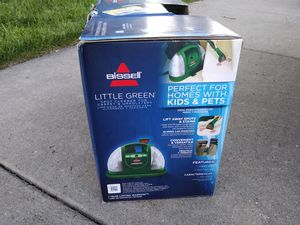 Never used bissell carpet cleaner for Sale in Salt Lake City, UT
