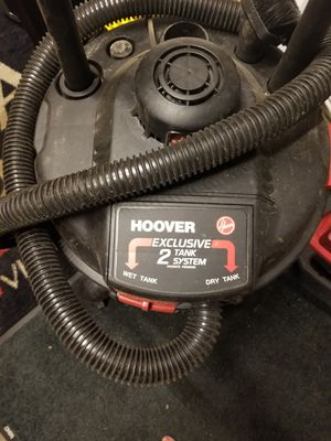 Hoover wet dry vac for Sale in Grove City, OH