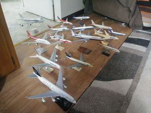 Airplane display collection for Sale in Aberdeen, WA