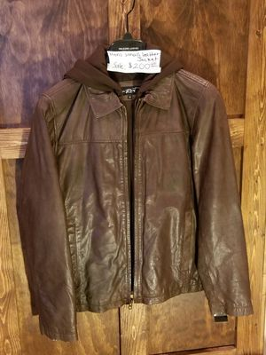 Men's Leather Jacket for Sale in Fort Worth, TX