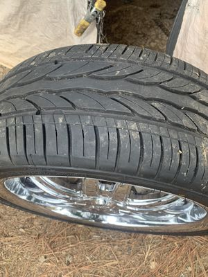 """18"""" rims for Sale in Raleigh, NC"""
