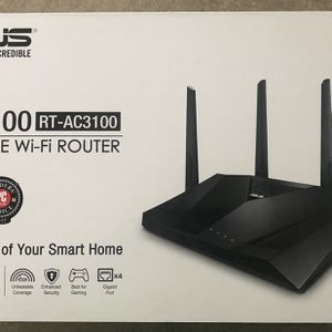 ASUS AC3100 RT-AC3100 WIFI ROUTER for Sale in Goodyear, AZ