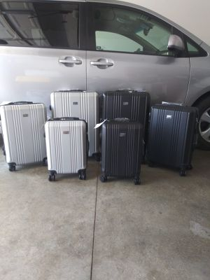 ASPEN SUITCASES BRAND NEW...MORE SUITCASES for Sale in Riverside, CA