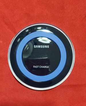 BRAND NEW !!! GENUINE SAMSUNG FAST WIRELESS CHARGING PAD for Sale in Houston, TX