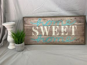 Wall Decor - Home Sweet Home for Sale in Las Vegas, NV