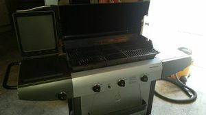char broil grill and hoop for Sale in Chicago, IL