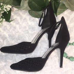 Rampage Black Stilleto Heels Size 9.5 for Sale in West Palm Beach,  FL