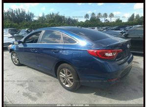 2015 2016 2017 Hyundai Sonata - FOR PARTS ONLY for Sale in Miami, FL