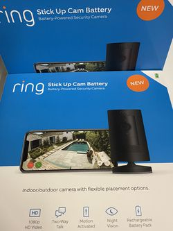 2 Ring Stick Up Cam for Sale in Austell,  GA