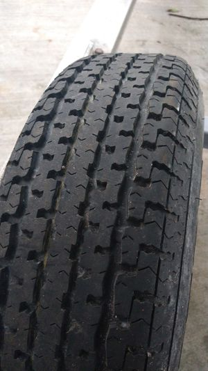 225/75/15 six holes trailer tires for Sale in Southwest Ranches, FL