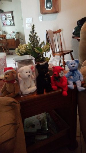 Holiday beanie babies for Sale in Stockton, CA