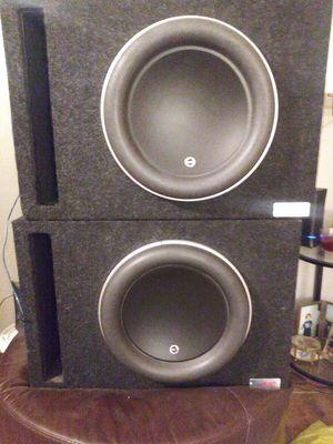 JL audio for Sale in San Antonio, TX
