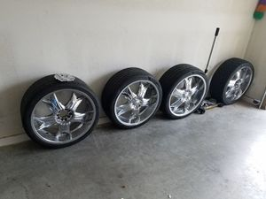 "Rims 22"" for Sale in Grand Junction, CO"