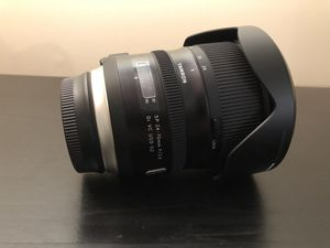 BRAND NEW Tamron SP 24-70mm G2 f/2.8 for Canon EF for Sale in Atlanta, GA