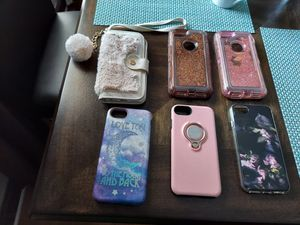 Six IPhone 8 cases in excellent condition! for Sale in Columbus, OH