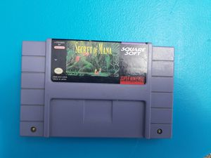 Super Nintendo game for Sale in Pawtucket, RI